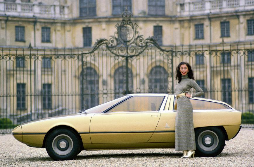 Le Citroën di Bertone all'asta