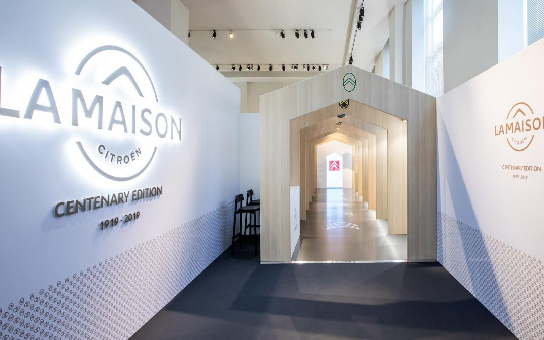 CITROËN ALLA MILANO DESIGN WEEK 2019