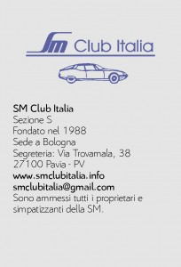 SM Club Italia