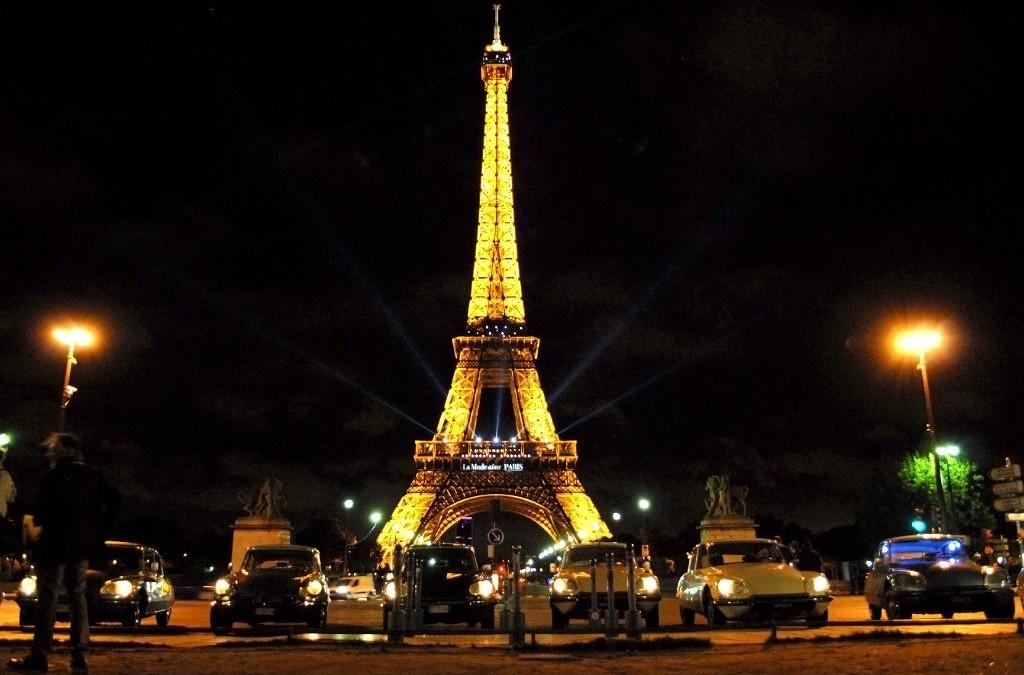 RaIDéeSse a Parigi – 60°DS