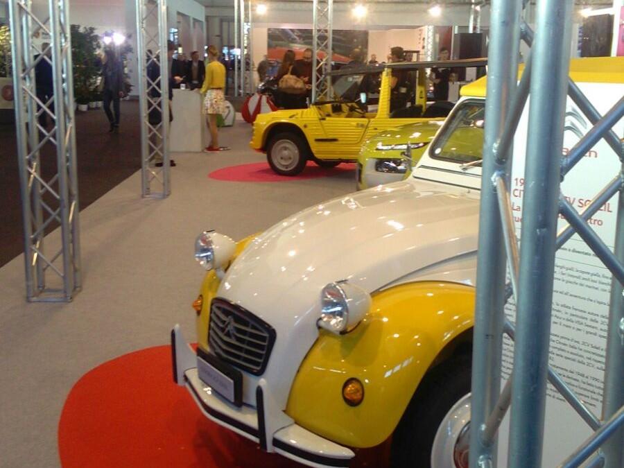 Citroën d'epoca e non solo … a Padova