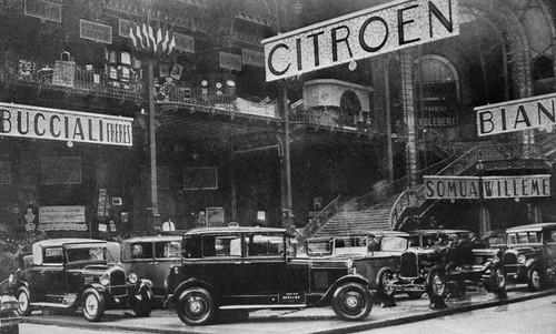 Citroën B14, arzilla novantenne
