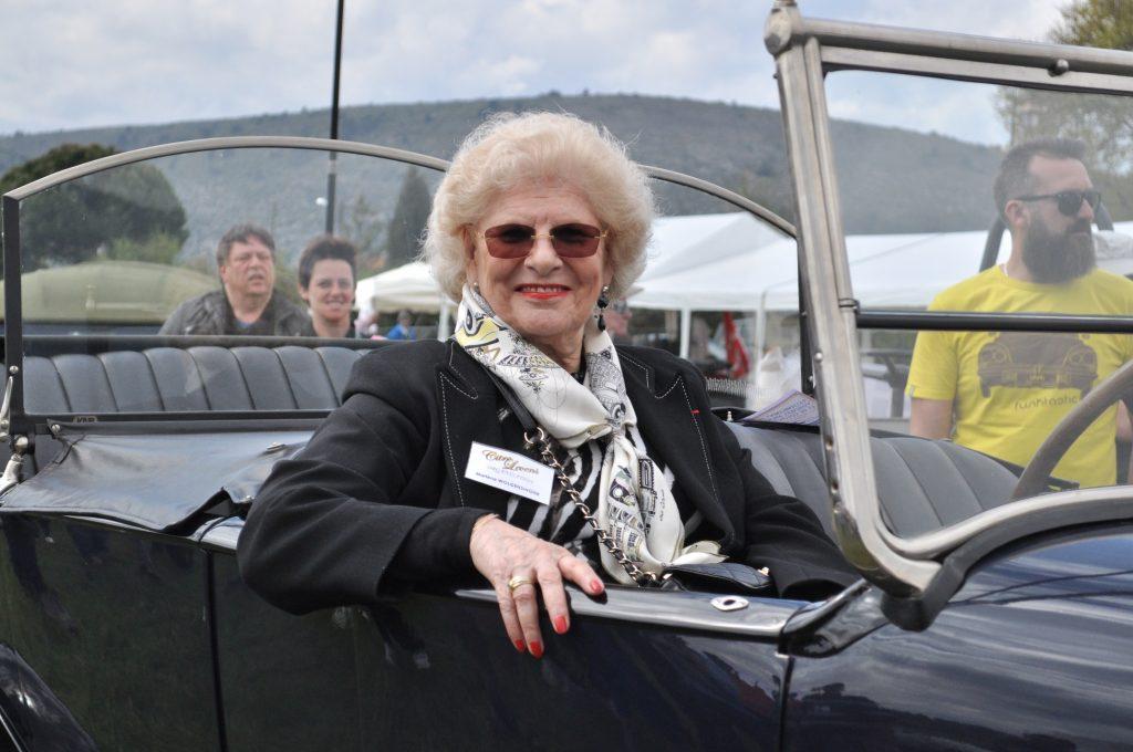 Marlene Cotton Wolgensinger