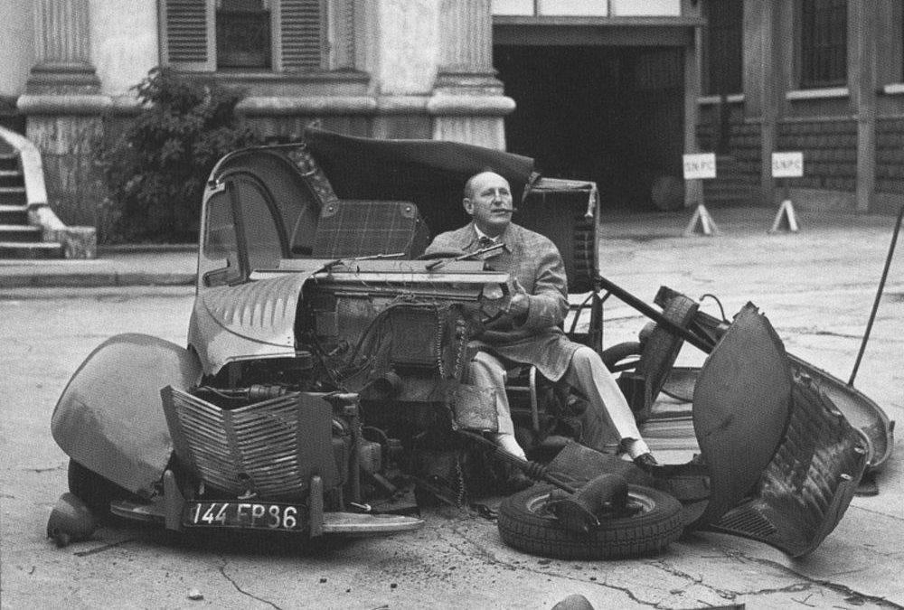 Assicurazione per Citroën storiche