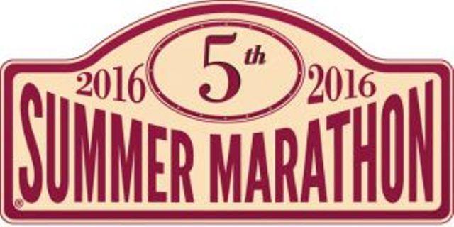 Summer Marathon 2016
