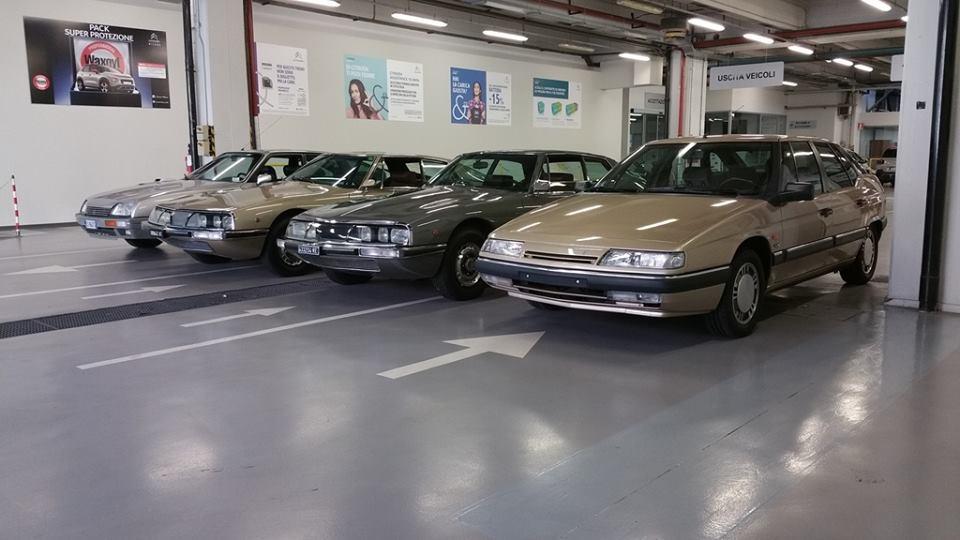 In Citroën Italia la prima Certificazione R.I.A.S.C.