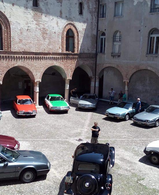Sole, Citroën e tanti amici