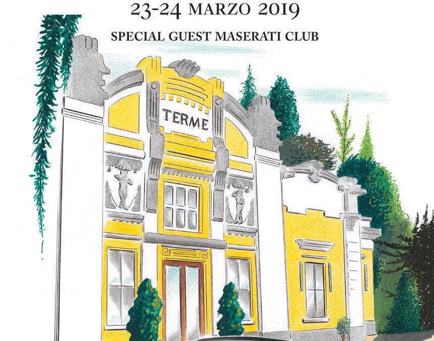 "SM Club Italia al ""20° Concours d'Elegance""di Salvarola Terme (Mo)"