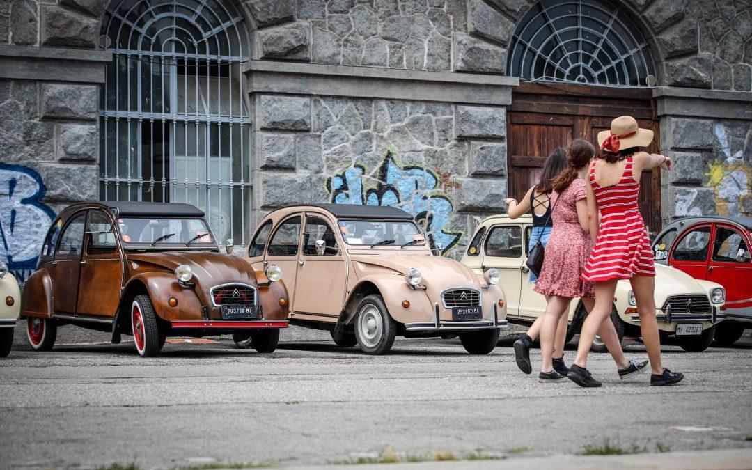 100 anni di Citroën a Torino